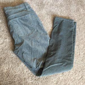 NWOT Loft Skinny Soft Corduroy Pants